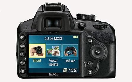 Nikon Guide Mode